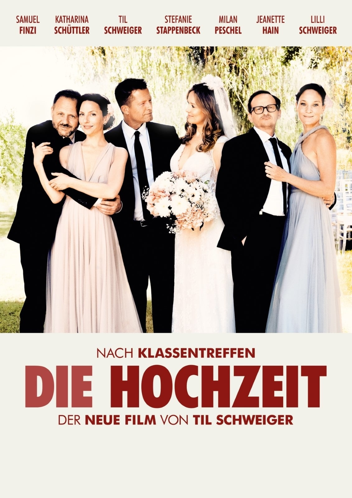 """Plakat von """"Die Hochzeit"""""""