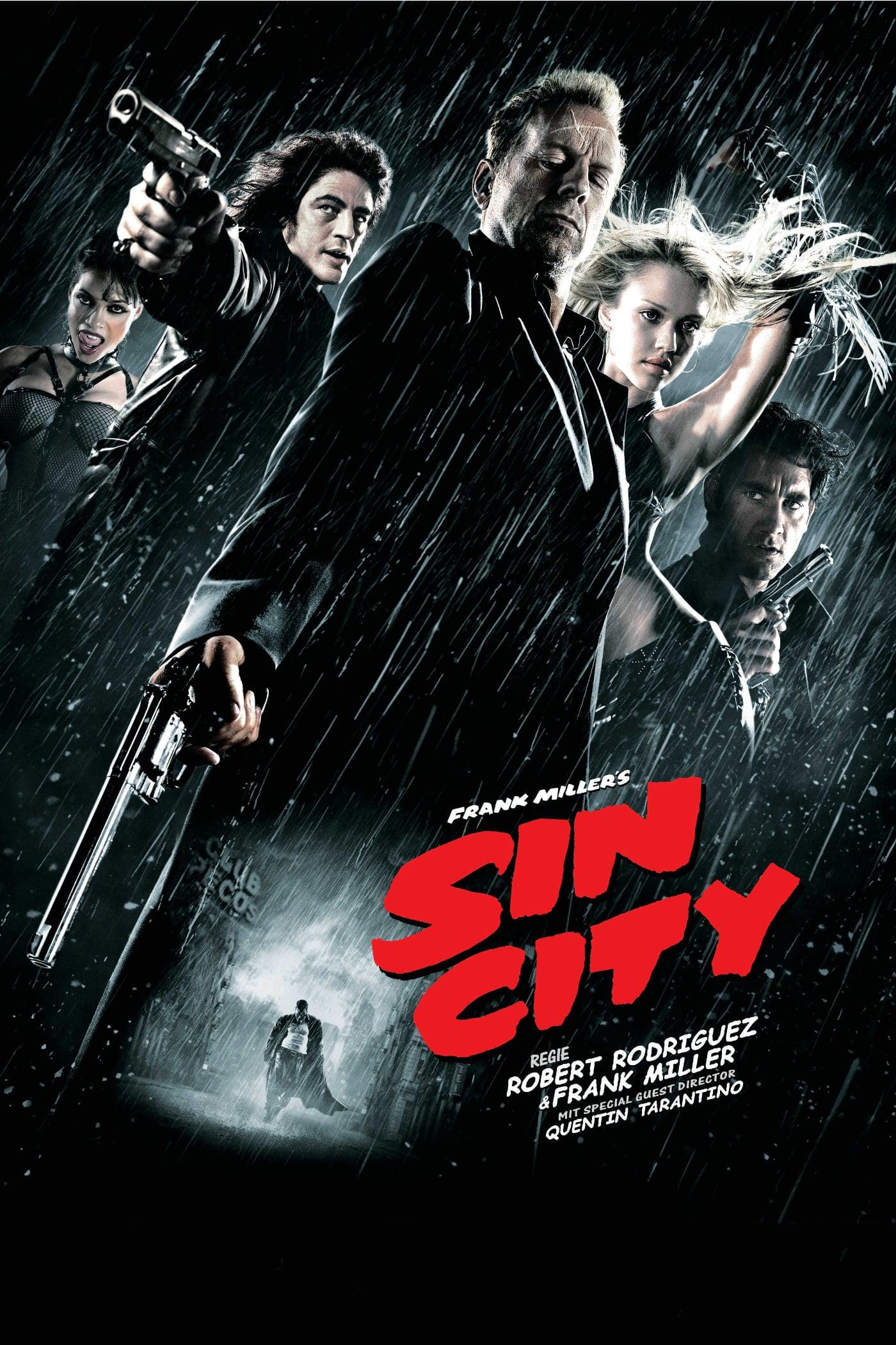 """Plakat von """"Sin City"""""""