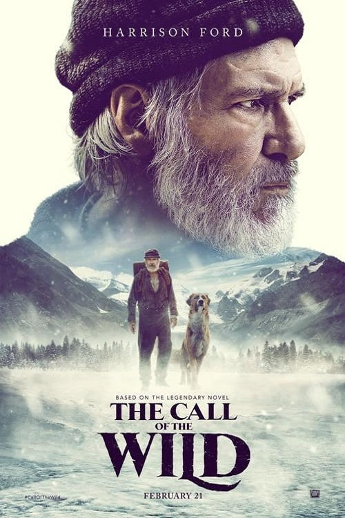 "Plakat von ""The Call of the Wild"""