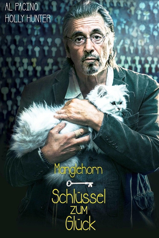 """Plakat von """"Manglehorn - Schlüssel zum Glück"""""""