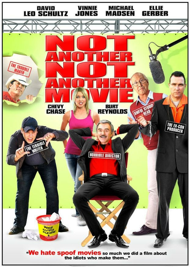 "Plakat von ""Not Another Not Another Movie"""