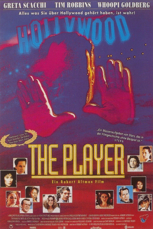 """Plakat von """"The Player"""""""