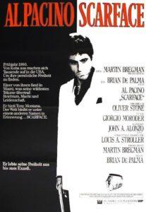 Plakat von Scarface