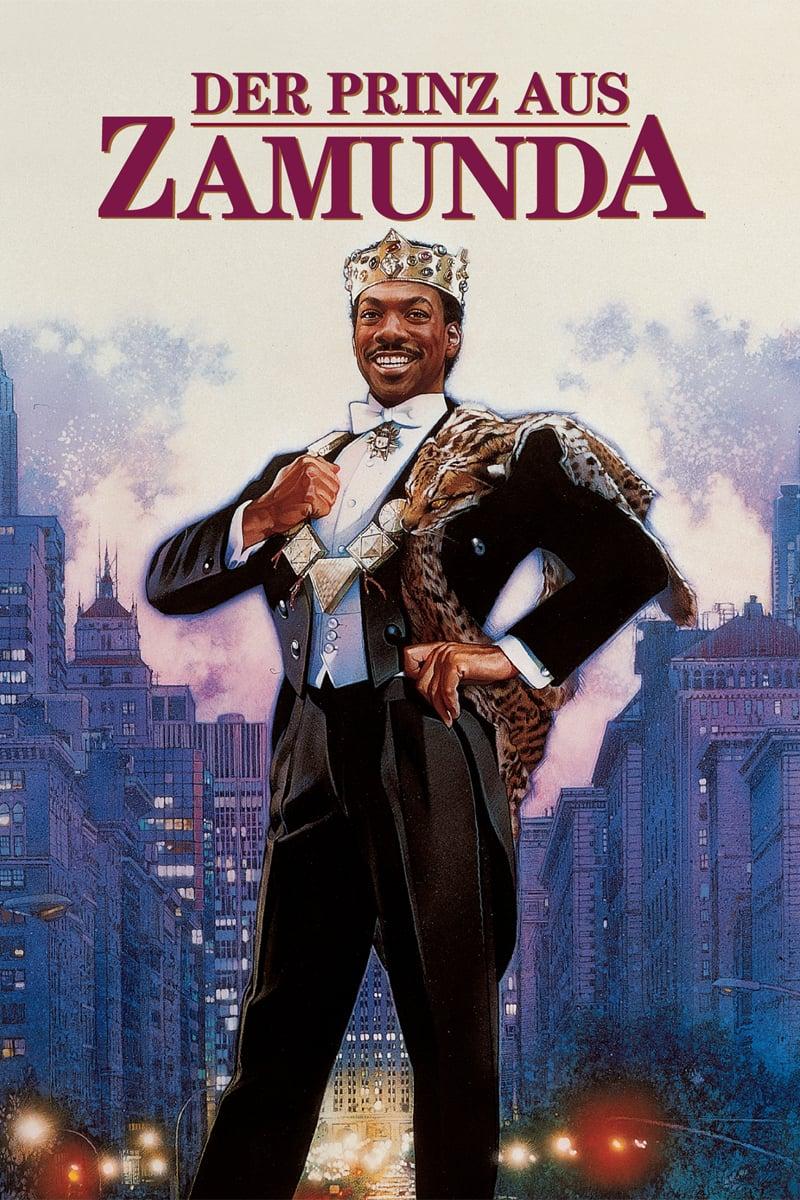 """Plakat von """"Der Prinz aus Zamunda"""""""