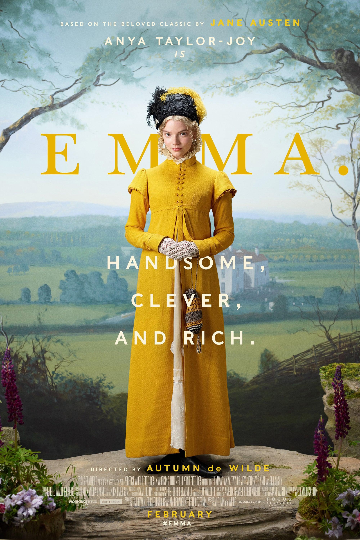 """Plakat von """"Emma"""""""