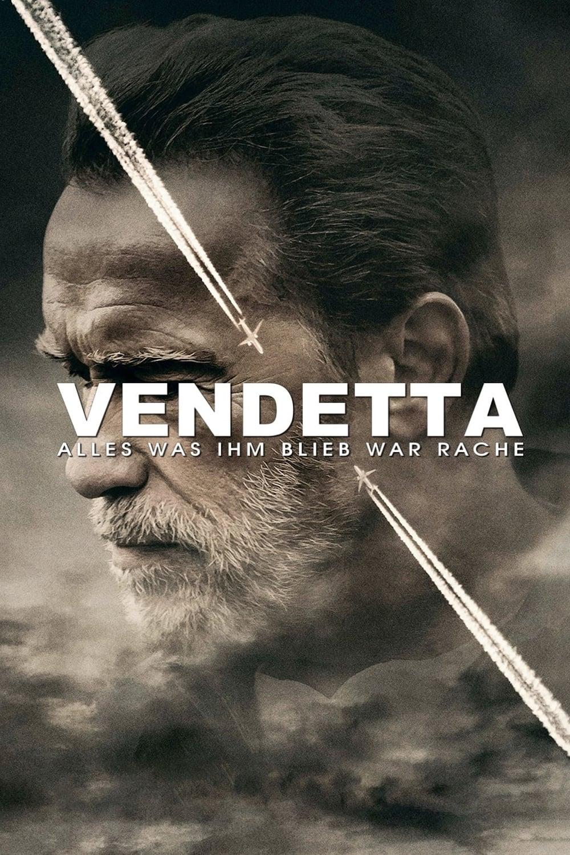 """Plakat von """"Vendetta - Alles was ihm blieb war Rache"""""""