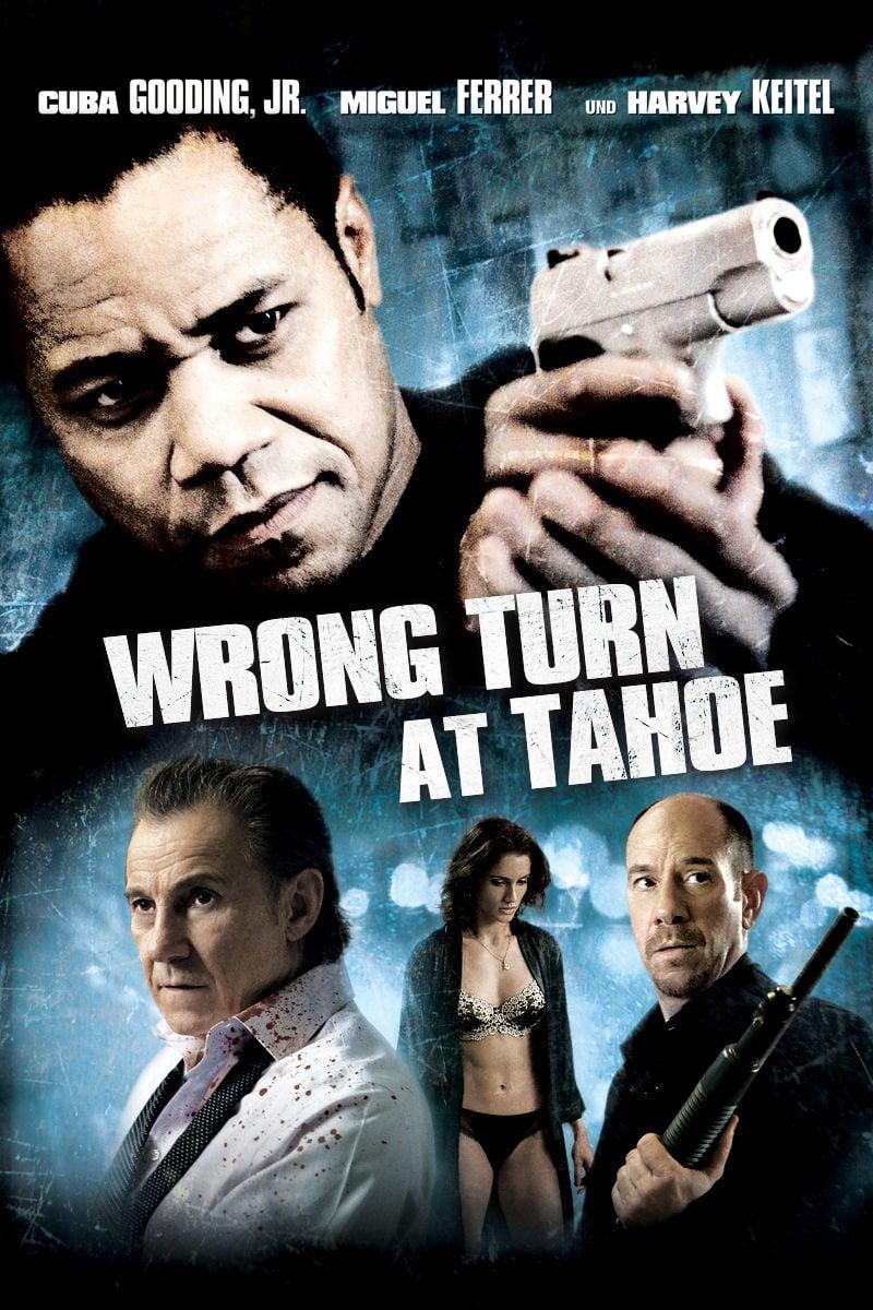 """Plakat von """"Wrong Turn at Tahoe"""""""