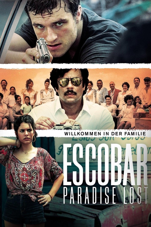 """Plakat von """"Escobar: Paradise Lost"""""""