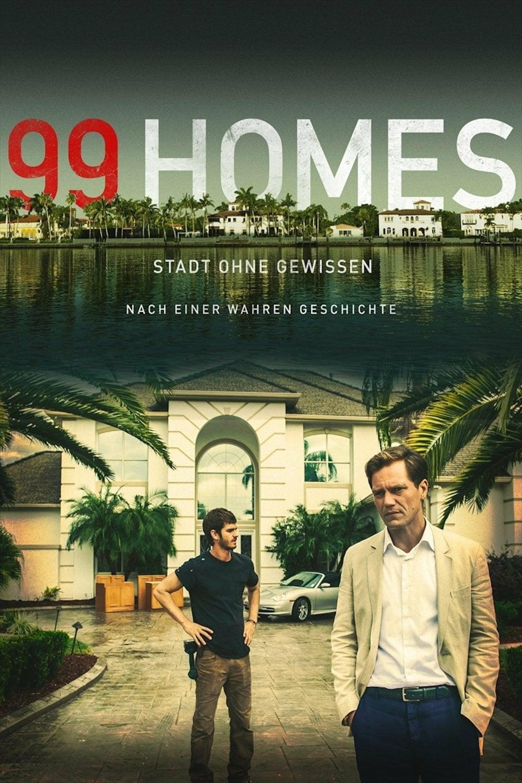"""Plakat von """"99 Homes – Stadt ohne Gewissen"""""""
