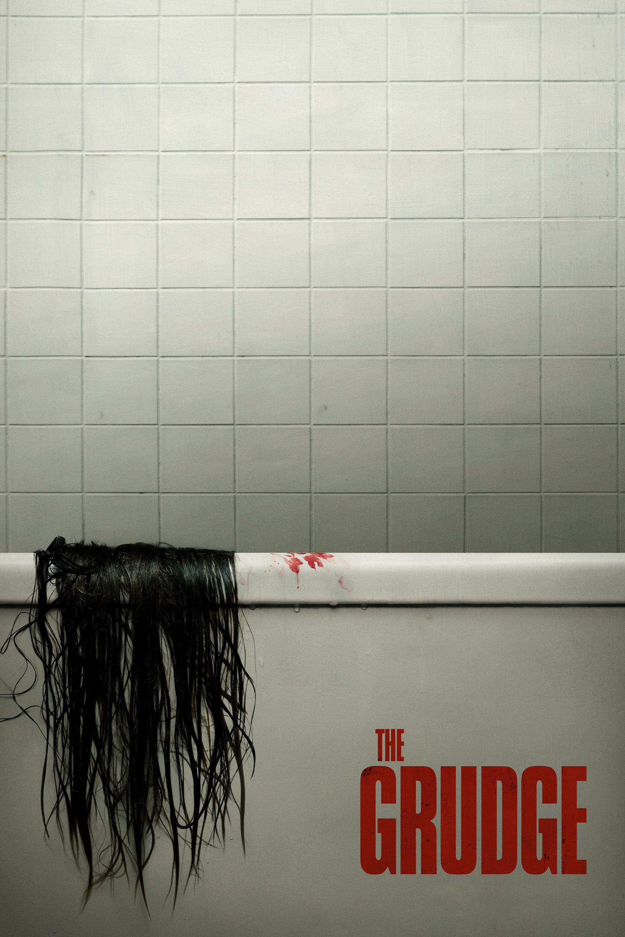 "Plakat von ""The Grudge"""