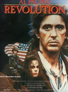 Plakat von Revolution