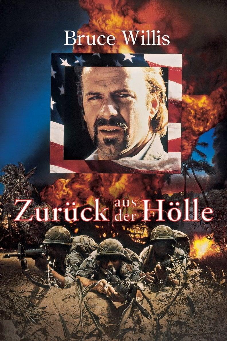 """Plakat von """"Zurück aus der Hölle"""""""