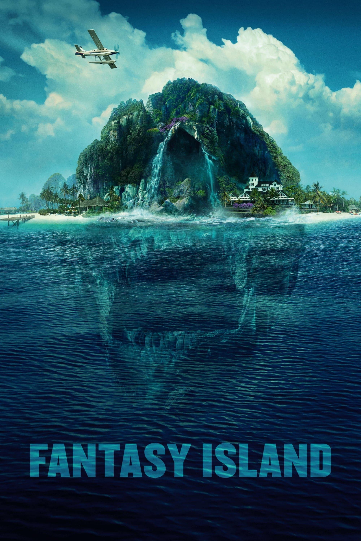 """Plakat von """"Fantasy Island"""""""