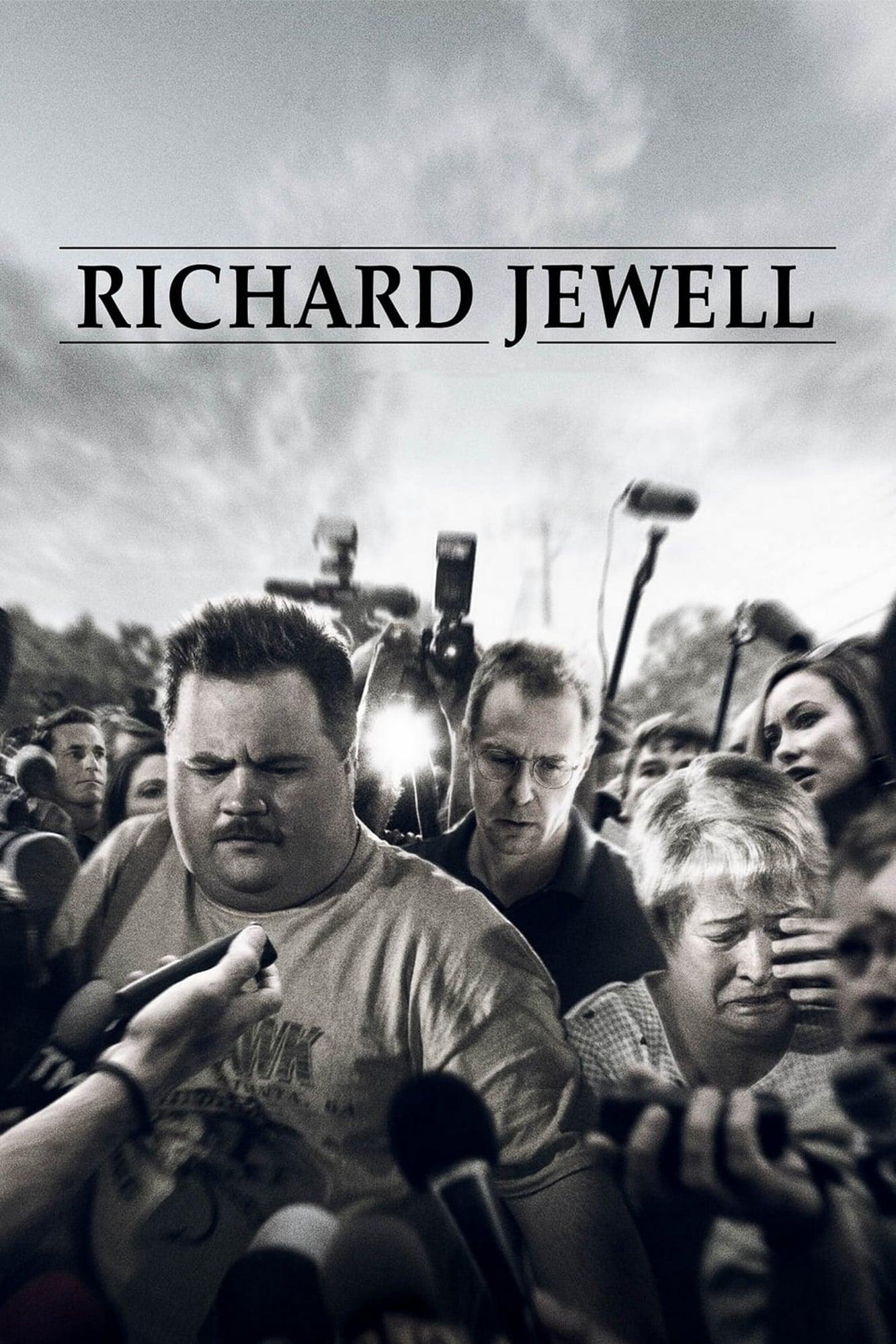 """Plakat von """"Der Fall Richard Jewell"""""""