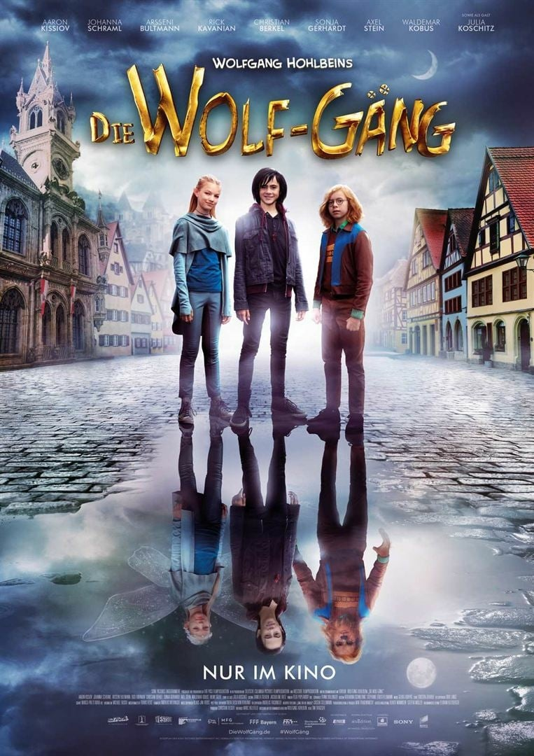 """Plakat von """"Die Wolf-Gäng"""""""