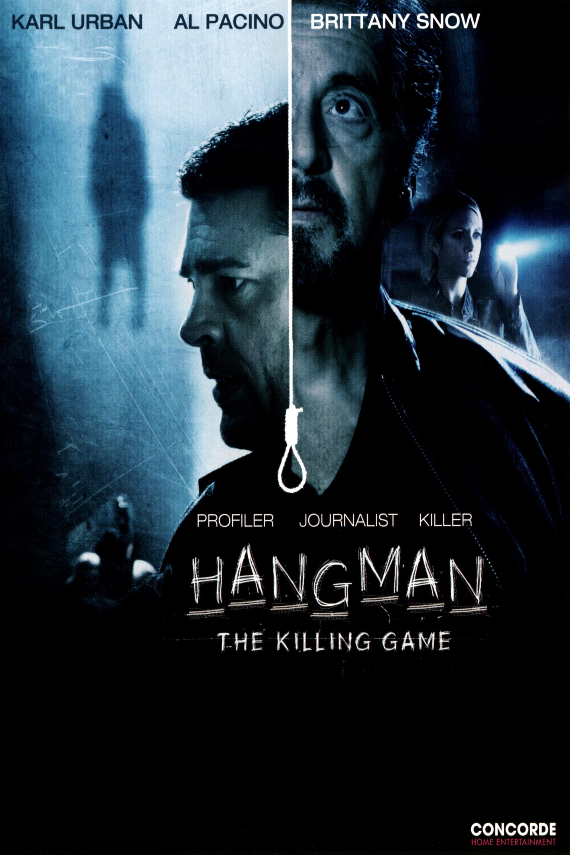 "Plakat von ""Hangman - The Killing Game"""