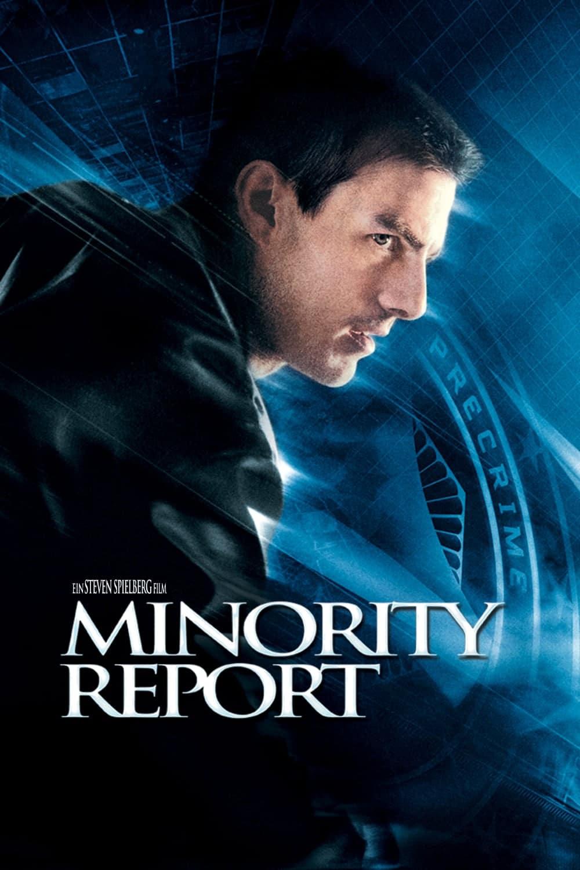 """Plakat von """"Minority Report"""""""