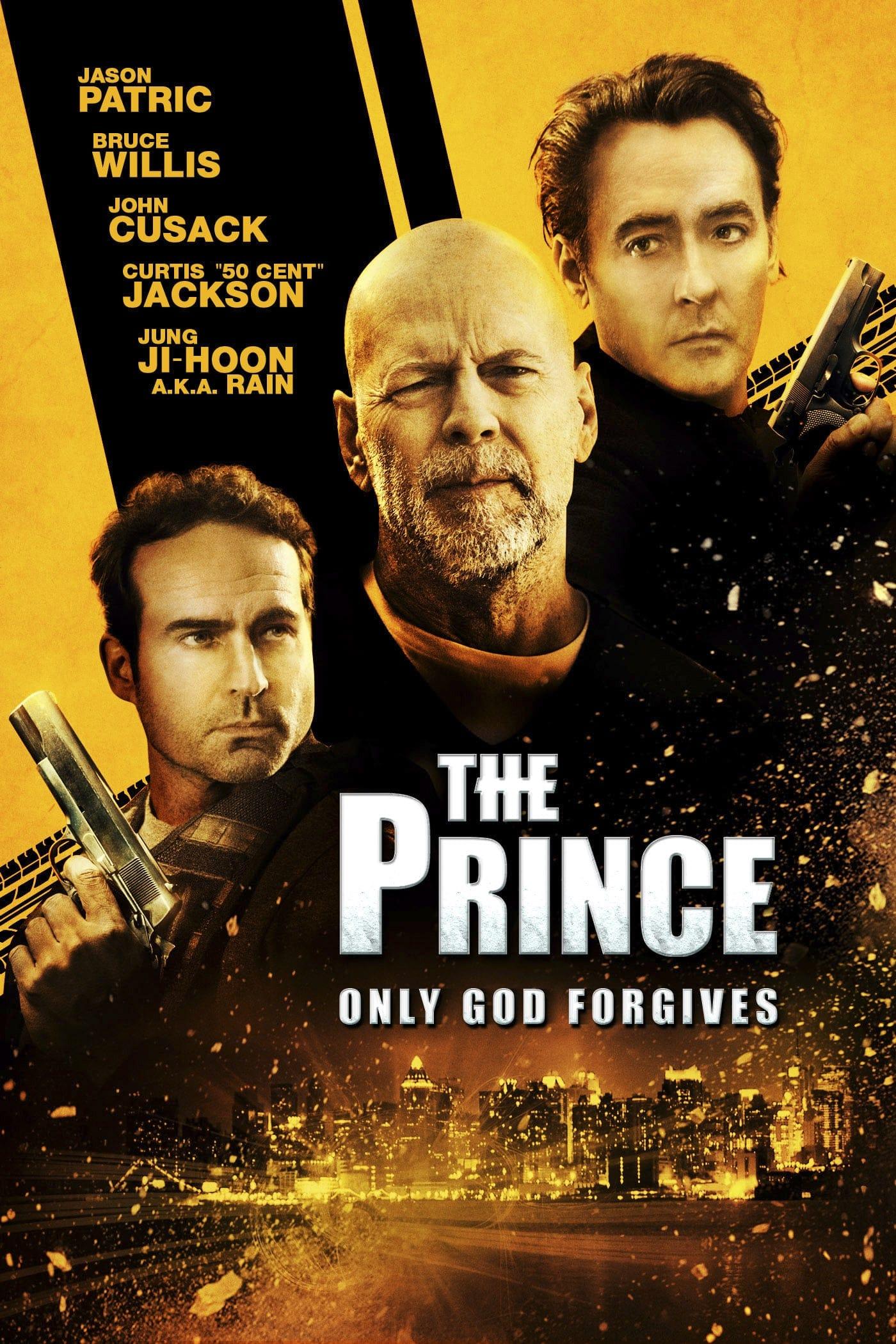 "Plakat von ""The Prince - Only God Forgives"""