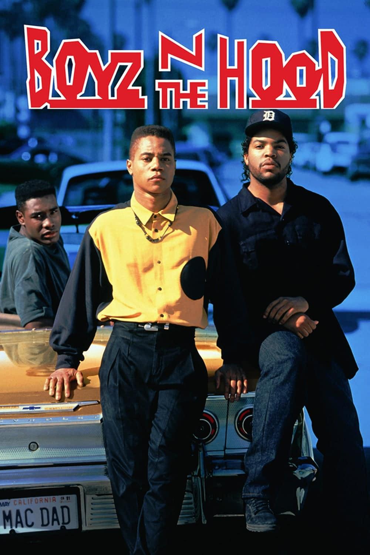 """Plakat von """"Boyz N the Hood - Jungs im Viertel"""""""