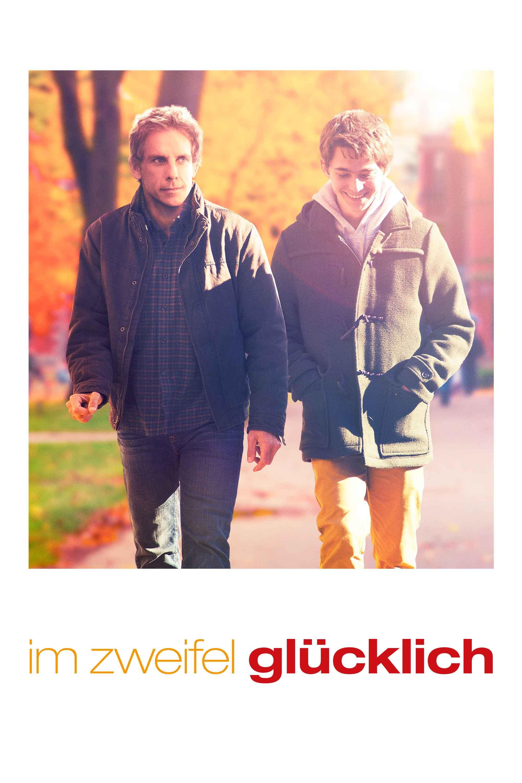 """Plakat von """"Im Zweifel glücklich"""""""