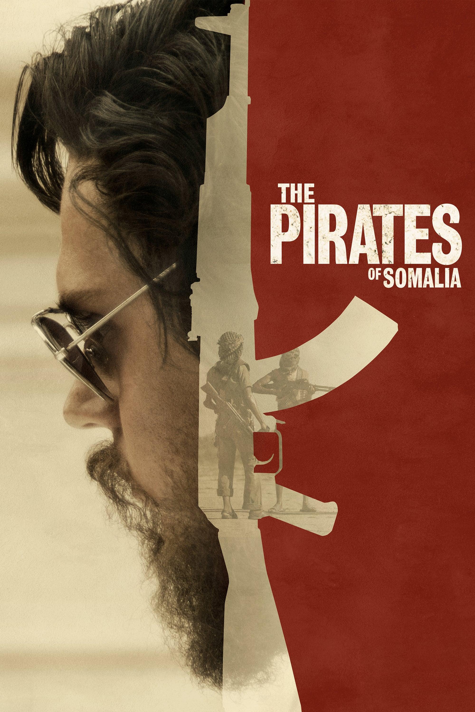 "Plakat von ""The Pirates of Somalia"""