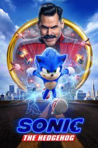 Plakat von Sonic The Hedgehog
