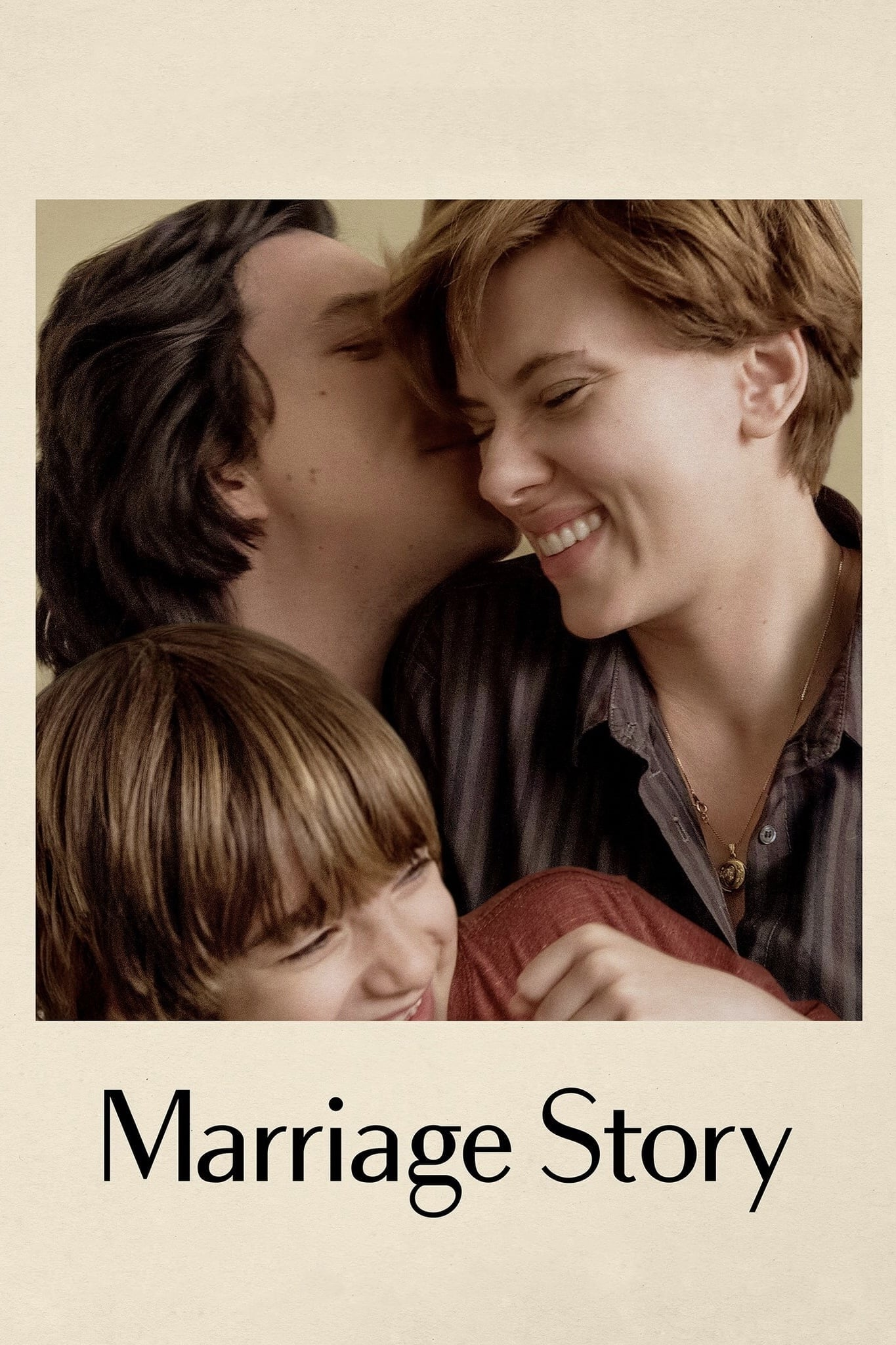 """Plakat von """"Marriage Story"""""""