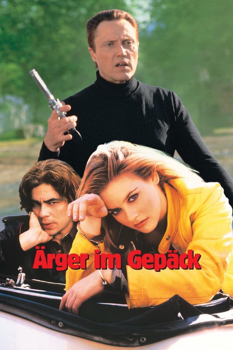 """Plakat von """"Ärger im Gepäck"""""""