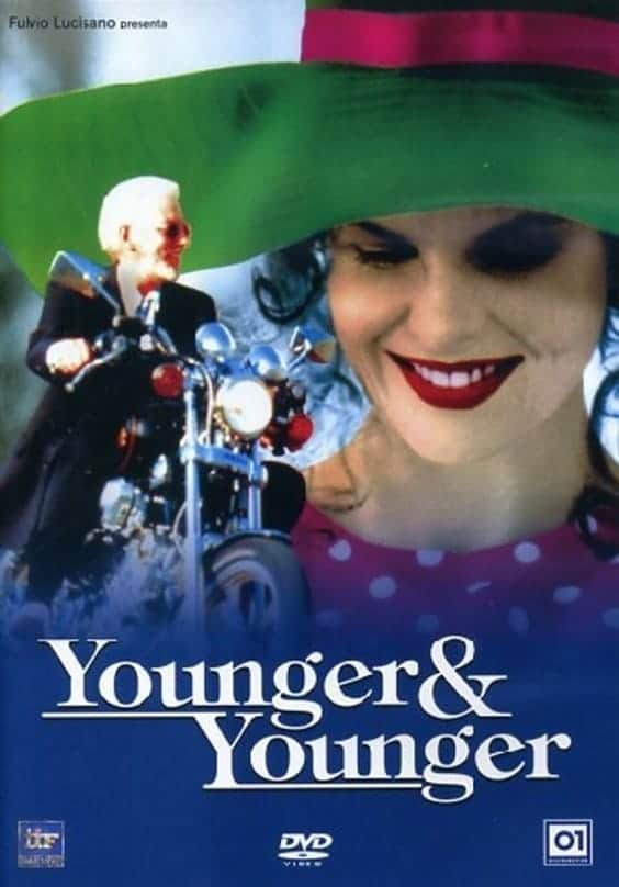 """Plakat von """"Younger and Younger"""""""