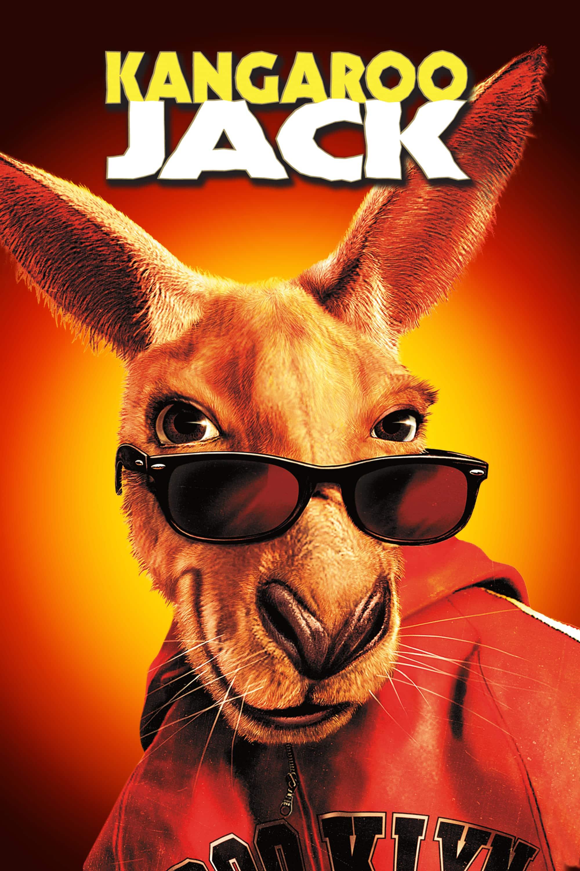 """Plakat von """"Kangaroo Jack"""""""