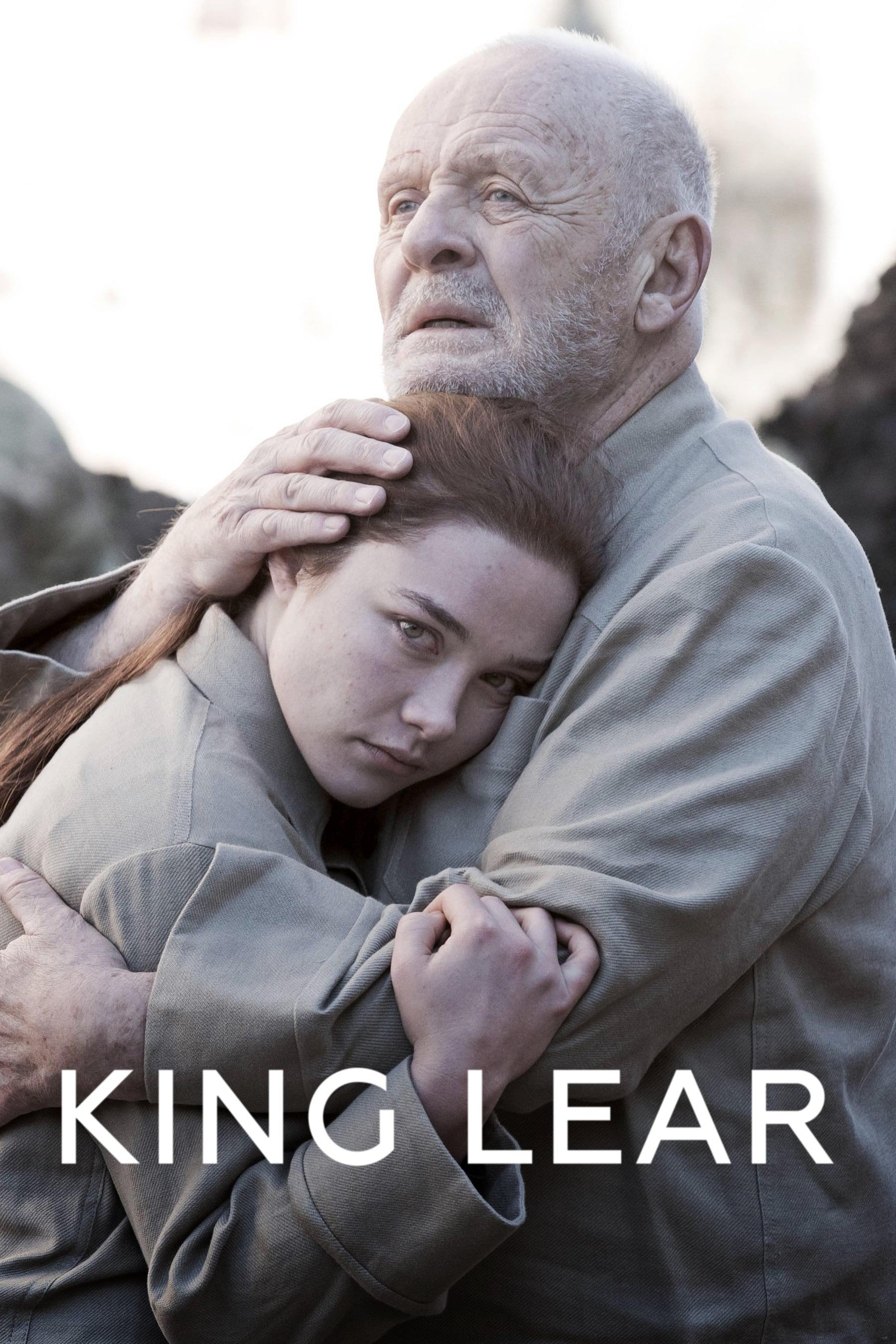 """Plakat von """"King Lear"""""""