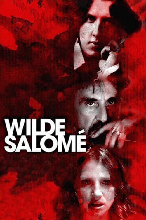 """Plakat von """"Wilde Salomé"""""""