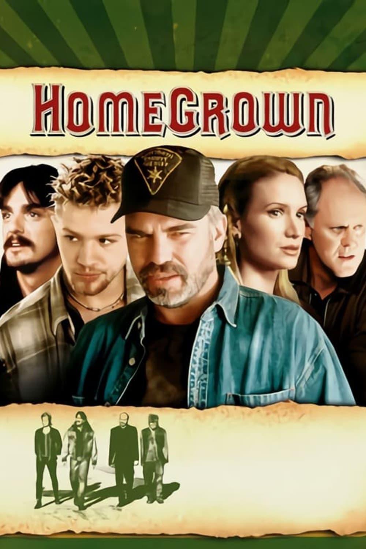 """Plakat von """"Homegrown"""""""