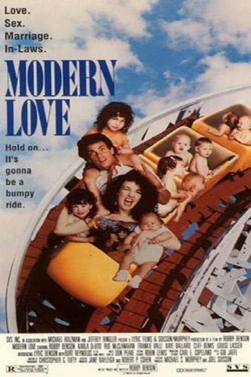 """Plakat von """"Modern Love"""""""