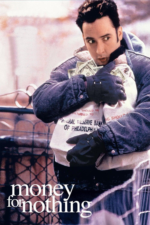 """Plakat von """"Money for Nothing"""""""