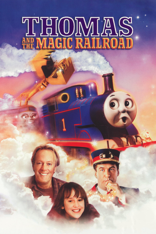 """Plakat von """"Thomas, die fantastische Lokomotive"""""""