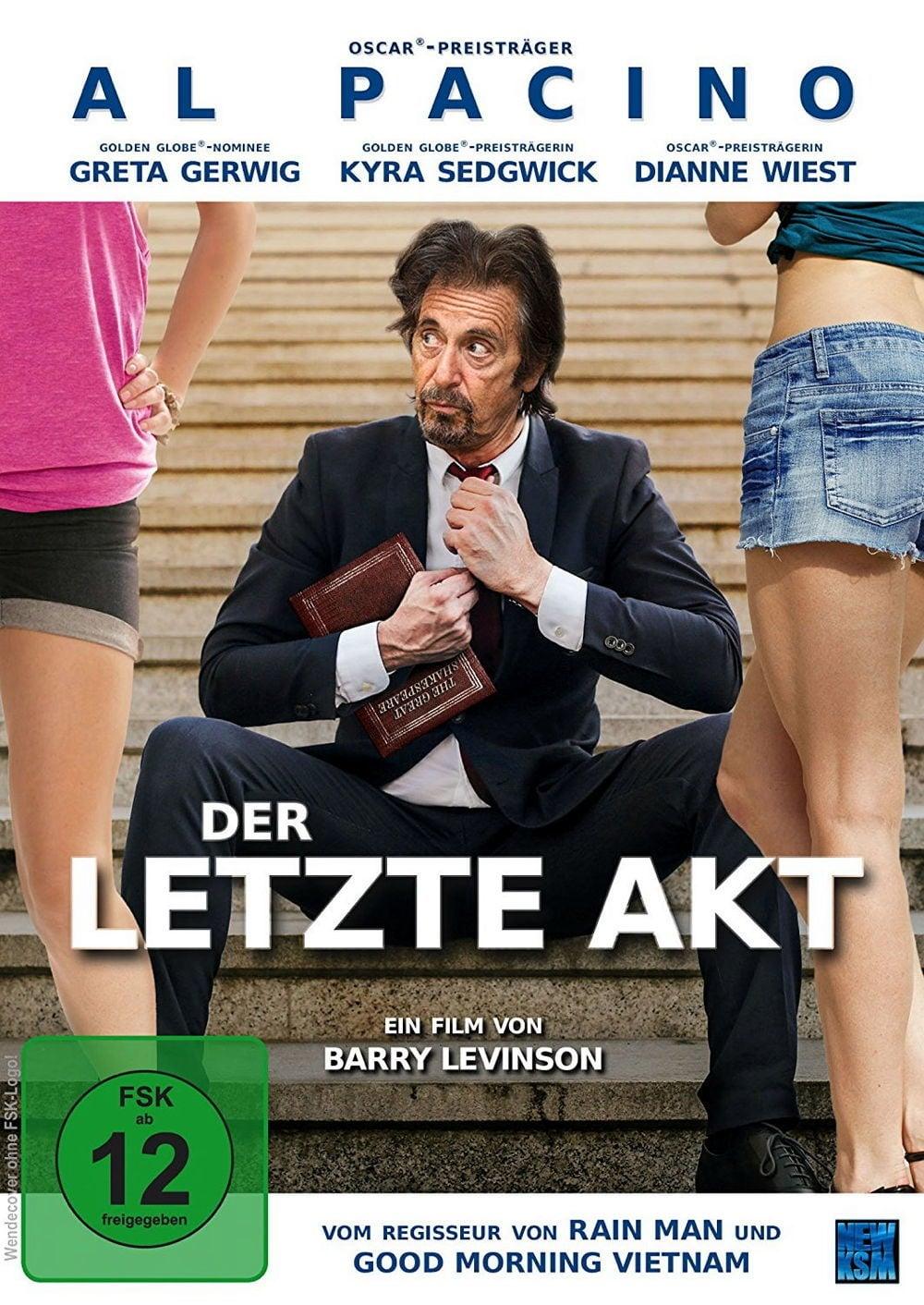 """Plakat von """"Der letzte Akt"""""""