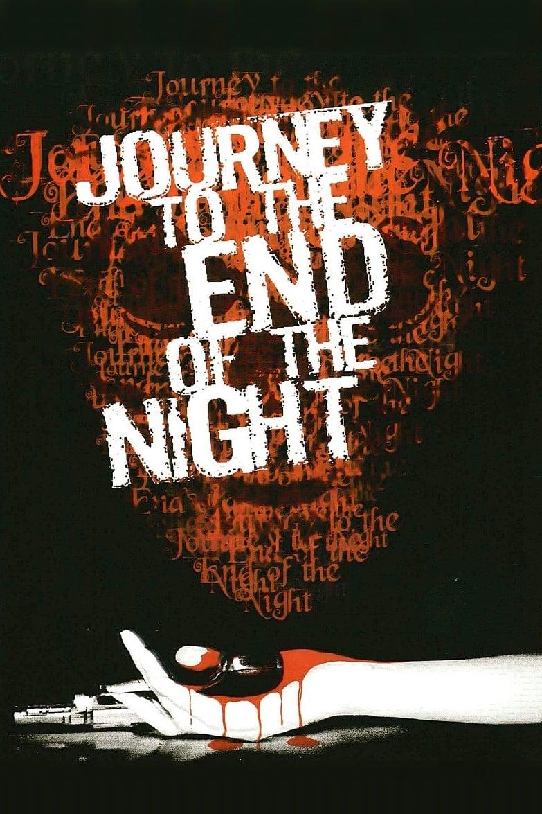 """Plakat von """"Am Rande der Nacht"""""""