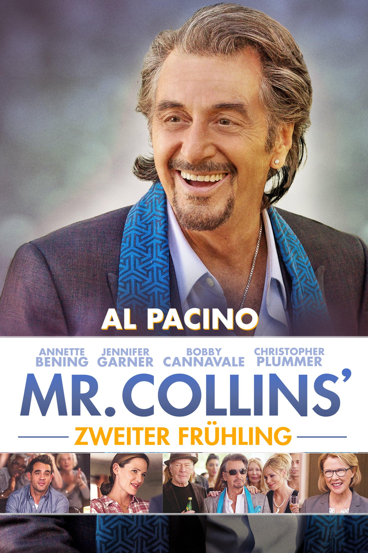 """Plakat von """"Mr. Collins' zweiter Frühling"""""""