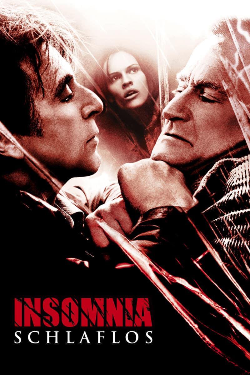 """Plakat von """"Insomnia - Schlaflos"""""""