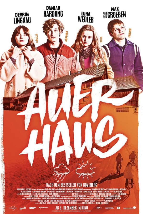 """Plakat von """"Auerhaus"""""""