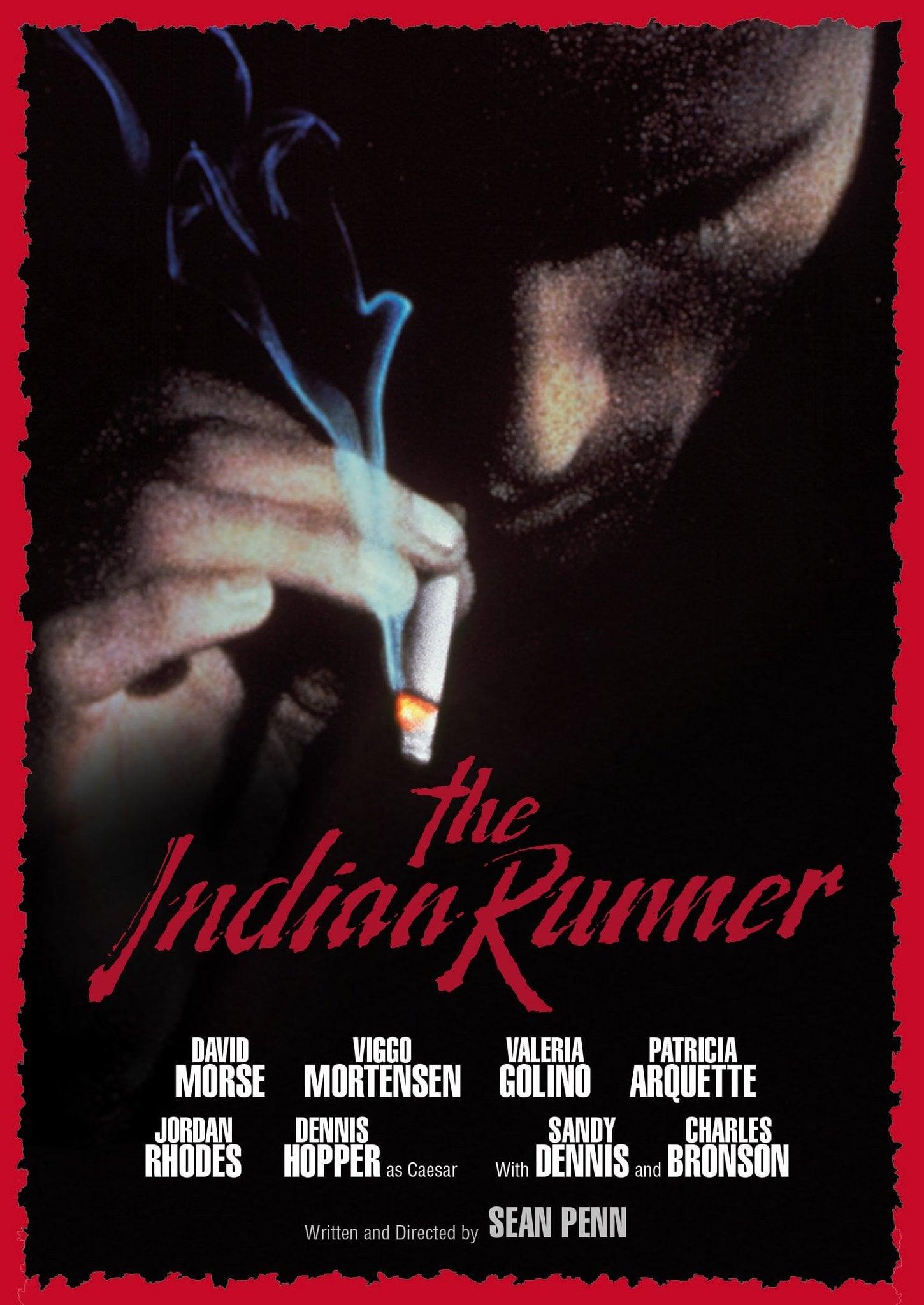 """Plakat von """"Indian Runner"""""""