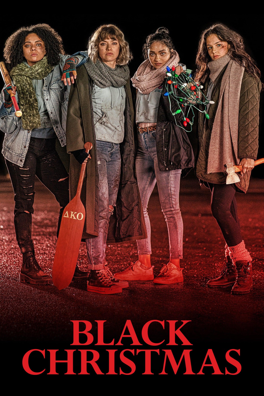 "Plakat von ""Black Christmas"""