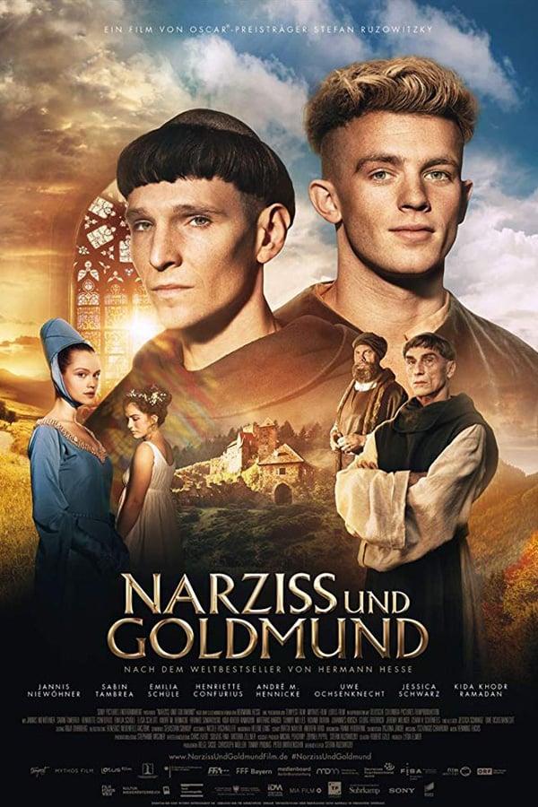 """Plakat von """"Narziss und Goldmund"""""""