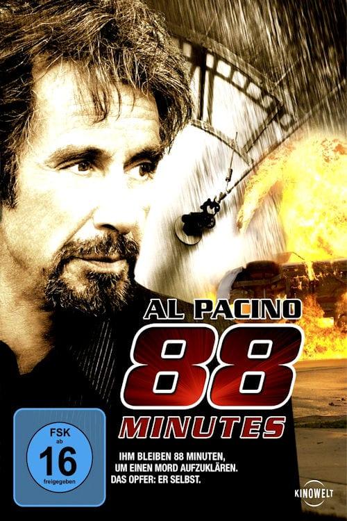 """Plakat von """"88 Minuten"""""""