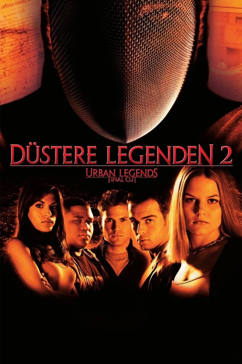 """Plakat von """"Düstere Legenden 2"""""""