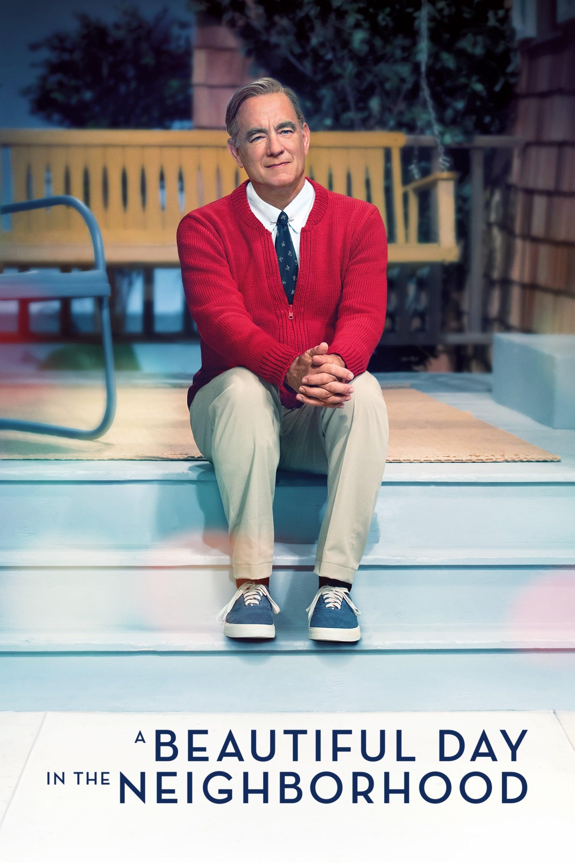 """Plakat von """"Der wunderbare Mr. Rogers"""""""