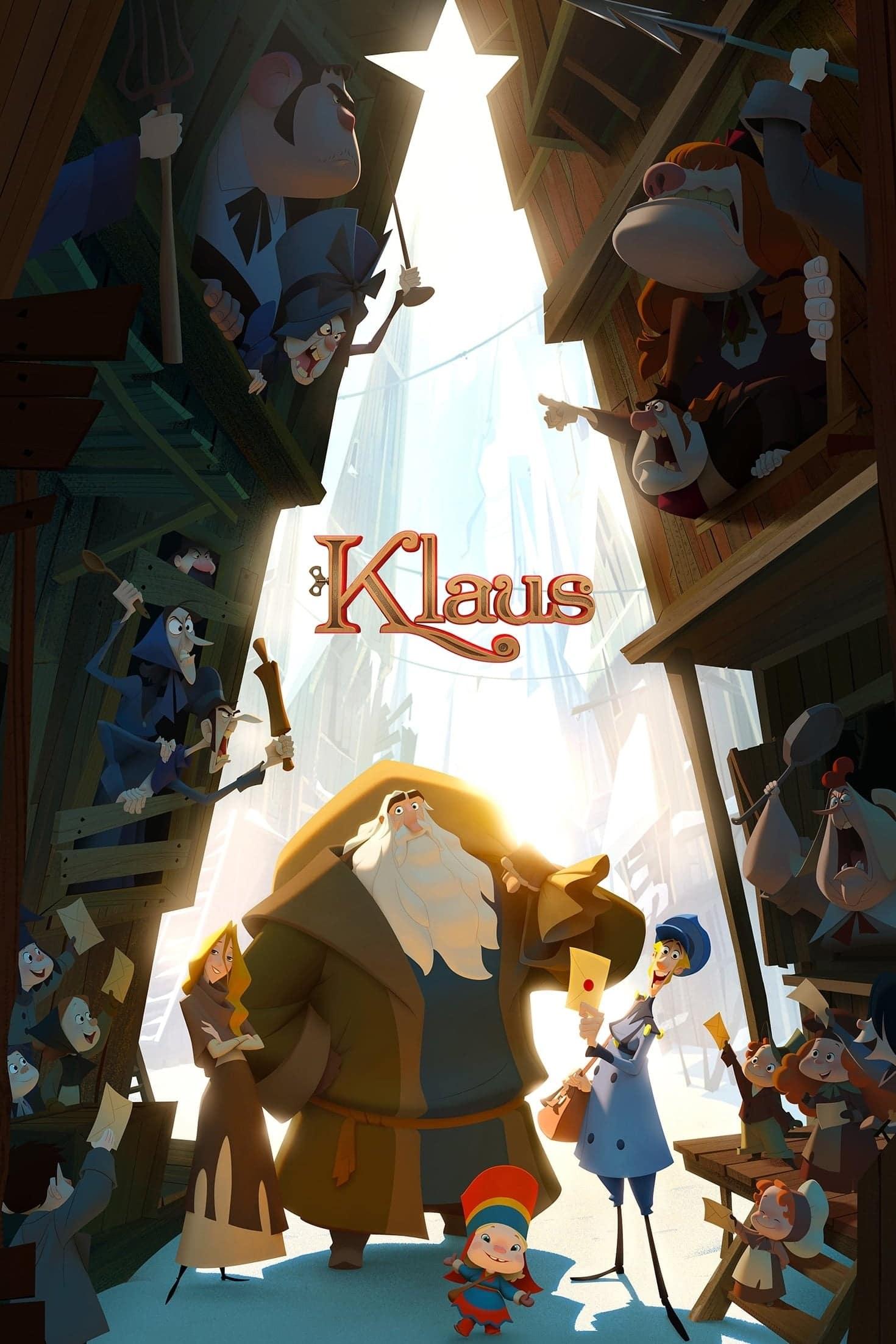 """Plakat von """"Klaus"""""""