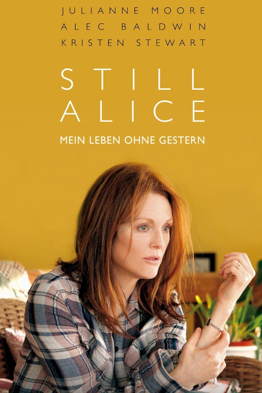 """Plakat von """"Still Alice - Mein Leben ohne Gestern"""""""