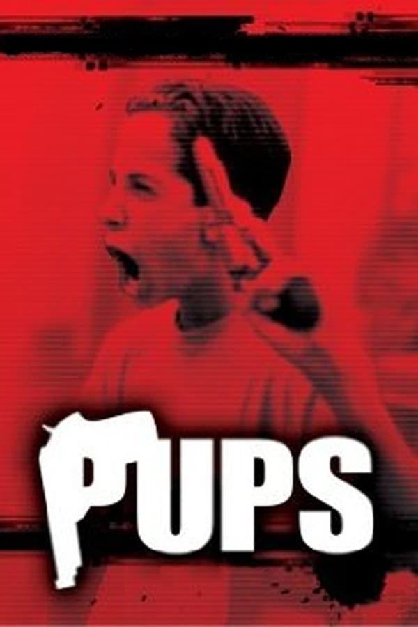 """Plakat von """"Pups - Kein Kinderspiel"""""""